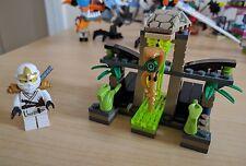 LEGO NINJAGO 9440 Venomari Shrine Complete