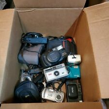 Lot Of Cameras and accessories. Digital, 35mm, Untested. Canon, Sony etc