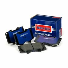 FRONT BRAKE PADS SET BORG & BECK FOR TOYOTA HILUX 3.0 120KW