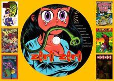Zero Zero & Other Kitchen Sink, Last Gasp Comics On DVD Rom