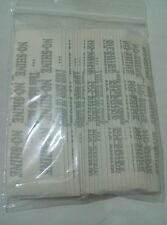 """Walker No Shine Tape Strip for Lace Wigs and Toupees 1""""x 3"""" size (36pieces)"""