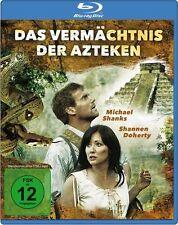 Das Vermächtnis der Azteken - Blu-ray NEU / OVP Abenteuer Action