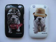 2 coques chien pour BlackBerry Curve