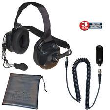 Titan Extreme Noise Carbon Fiber Headset for Motorola APX XPR TRBO 2-Way Radios