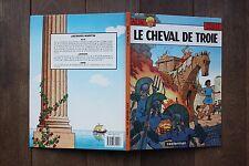 ALIX/LE CHEVAL DE TROIE/EO.1988/TBE/JACQUES MARTIN