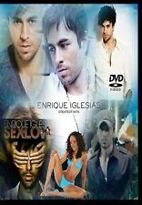 Enrique Iglesias  Greatest Hits DVD 49 Music Videos Latin Pop Reggaeton Bachata
