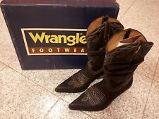Stivali Wrangler Western Boot Brown size 40