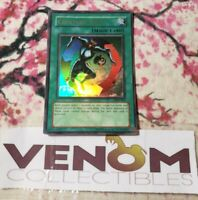 """Yu-Gi-Oh COSMO QUEEN MP1-002 ULTRA """"HAS HEAVY PLAY/"""""""