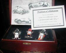 GMP Limited Edition 1/43 AJ Foyt Bowes Seal Fast 3 Car Set