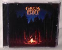 CD GRETA VAN FLEET From The Fires (2017, Republic) NEW MINT SEALED