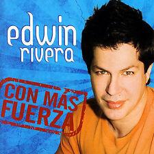 Rivera, Edwin Con Mas Fuerza CD