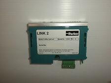 PARKER EUROTHERM SSD L5353 REV. A LINK 2 LINK2 PROFIBUS LINKCARD