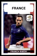 Panini Euro 2012 Event Kick Off - Franck Ribery (France) No. 108
