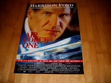 A1 gerollt:  Air force one    HARRISON FORD