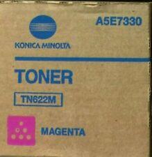 New Konica Minolta Bizhub Press C1085 C1100 TN622M Magenta Toner