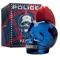 POLICE To Be Rebel Profumo Eau de Toilette Uomo For Man Spray Vapo 125ml Regalo
