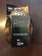 Game of Thrones MEGA Construx VISERION Dragon Egg  NEW