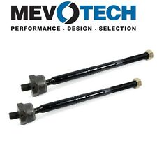 NEW Ford F-150 Lincoln Mark LT Pair Set of 2 Front Inner Tie Rod Ends Mevotech