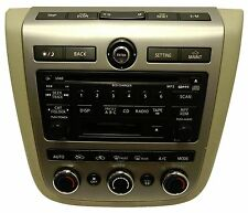 06 07 NISSAN Murano Radio 6 Disc CD Tape Player Changer 28188-CC200 OEM