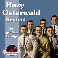 """HAZY OSTERWALD SEXTETT """"SCHLAGERJUWELEN...(BEST OF)"""" CD"""