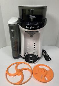 Baby Brezza Formula Pro Advanced Formula Dispenser Machine Clean! No Manual VVGC