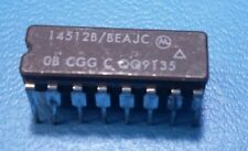 14512B/Beajc, Multiplexer 8–channel data selector, Ic Cmos