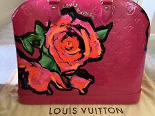 Authentic Louis Vuitton alma pop roses BNWT and box plus original receipt