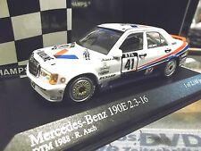 Mercedes Benz 190 e 2.3-16v DTM 1988 reunirá Valvoline #41 Minichamps S-precio 1:43