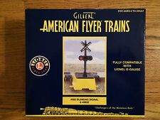 American Flyer by Lionel 49832 # 582  Blinking Signal, New in Box