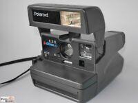 Polaroid 636 Close Up Macchina Fotografica Istananea (Istantanea Pellicola 600)
