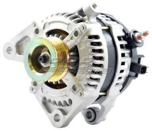 ALTERNATOR(11243)FITS 07-08 JEEP WRANGLER 3.8L-V6/140AMP/6 GROOVE SERPENTINE