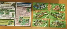 FIRST EDITION carcassonne mini expansion Castles in Germany ENGLISH