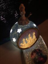 """Precious Moments """"They Followed The Star� Ornament 1999"""