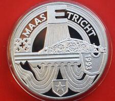 Netherlands-Niederlande: 25 ECU 1992 Silber Proof Coin, #F1837, rare