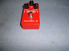 MXR distorsion III  Guitar Effect Pedal ( used)