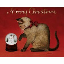 Lang Companies, 2020 Lang Companies Snowy Wonder Boxed Christmas Cards - 19