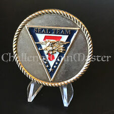 US Navy SEAL Team Seven 7 Challenge Coin