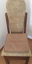 "Chair Cushion "" Lama Curly "", Seat - 4 Pcs 100% Wool Car"