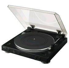 Denon DP200USB Turntable Record Player Black DSP200 USB