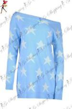 Ropa de mujer sin marca color principal azul talla S