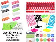 Silicone Keyboard Cover Skin for  Macbook  Macbook Pro Macbook Air iMac