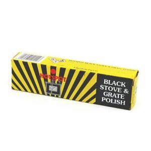 HOTSPOT BLACK STOVE & GRATE POLISH TUBE 75ML