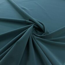"BALLARD DESIGNS PERFORMANCE VELVET DUSTY BLUE FURNITURE FABRIC BY THE YARD 55""W"