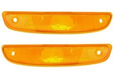 2 CLIGNOTANTS AVANT ORANGE RENAULT TWINGO 1 I WIND