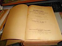 ANATOMIA CLINICA TERAPIA CHIRURGICA di O. LAURENT - C.E. VALLARDI 1923