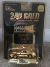 1998, 1:64 Racing Champions 24K Gold Plated Nascar , 1 of 9998