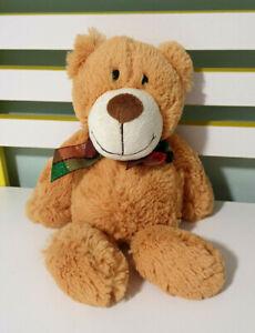 Target Teddy Bear Plush Toy Beans in Bum, Feet & Hands 33cm Tall!