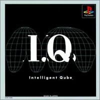 PS1 PS PlayStation 1 I.Q Intelligent Cube Free Shipping with Tracking# New Japan