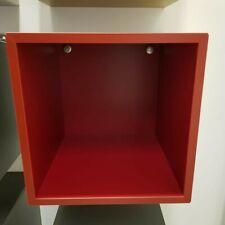 Ika Eket Wall Shelf Wardrobe Books Regardless Red 35 x 25 X 35 CM Nip