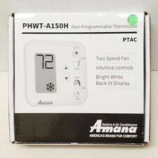 Amana Non-Programmable Thermostat PHWT-A150H PTAC, Heating & Air Conditioning